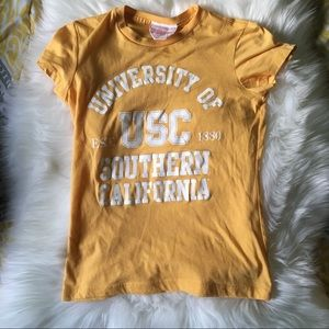 ⭐️4 for $15⭐️PINK Victoria's Secret USC T-Shirt
